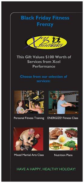 Black Friday Fitness Savings!