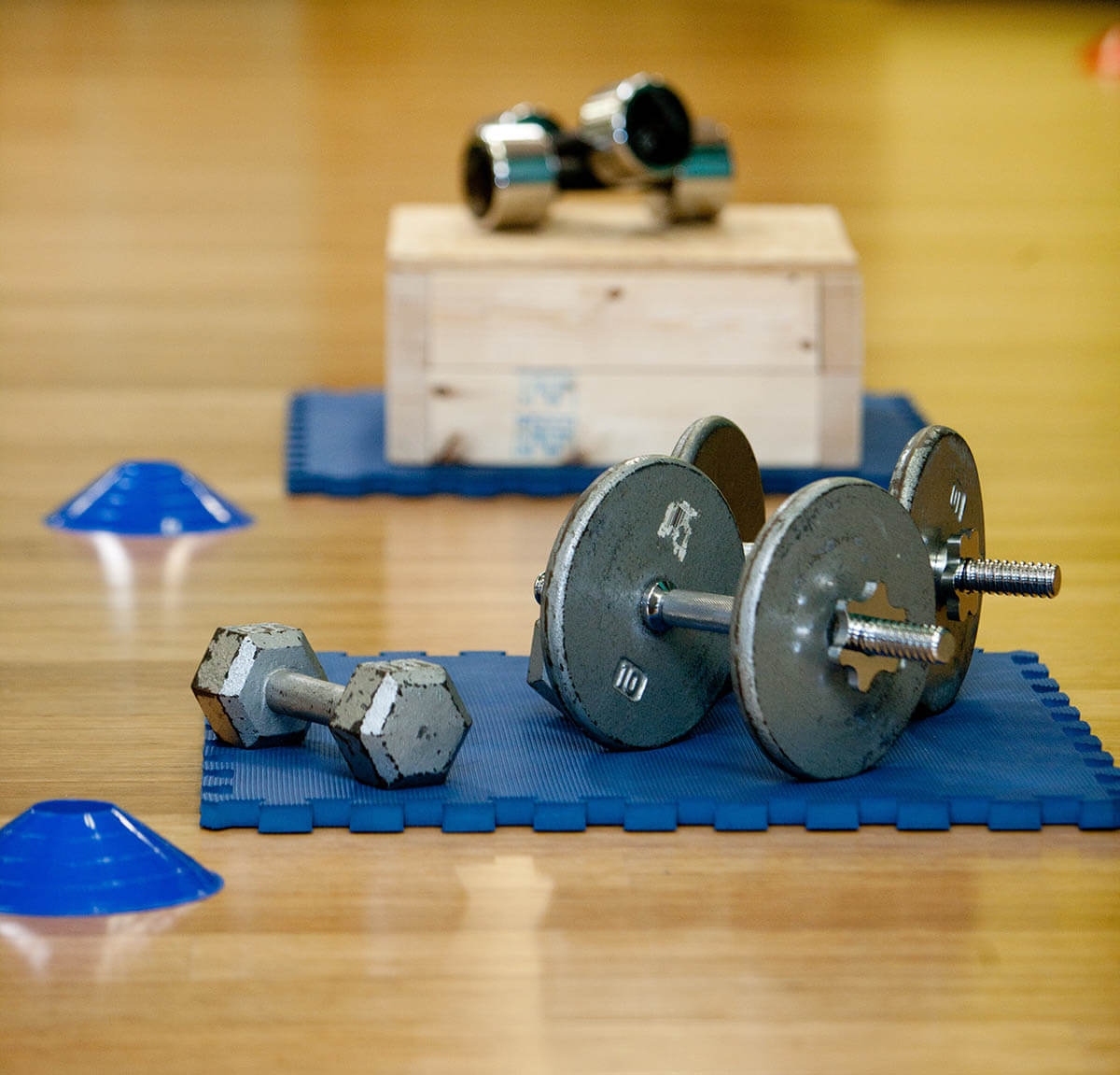 Workout Equipments
