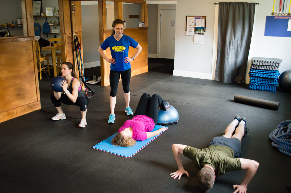 Xcel - 5 Benefits of Group Fitness