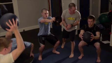 Group MMA Strength
