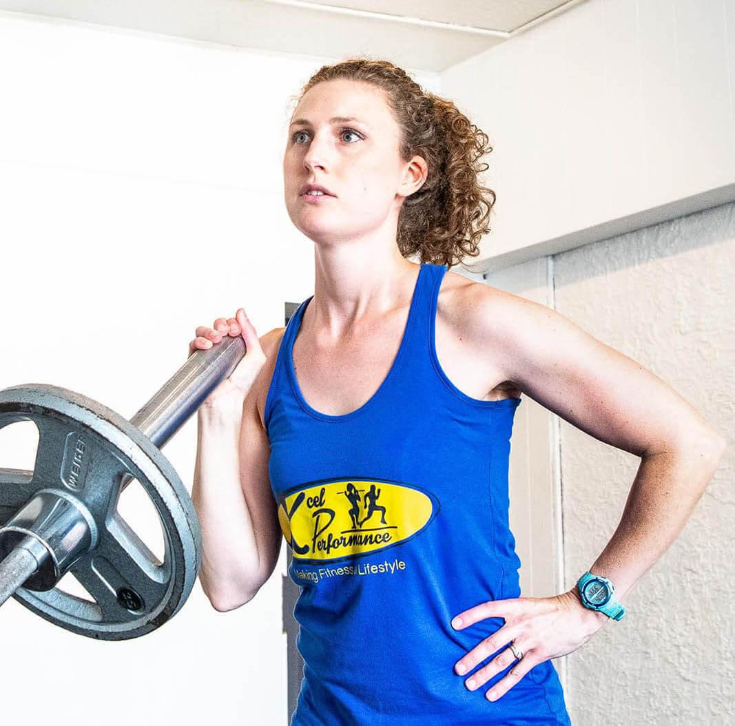 Julie Helton - Bloomington Coach