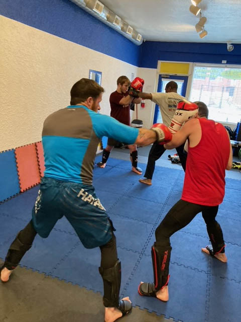 Bloomington Personal Training - Wolverine Fight System 1