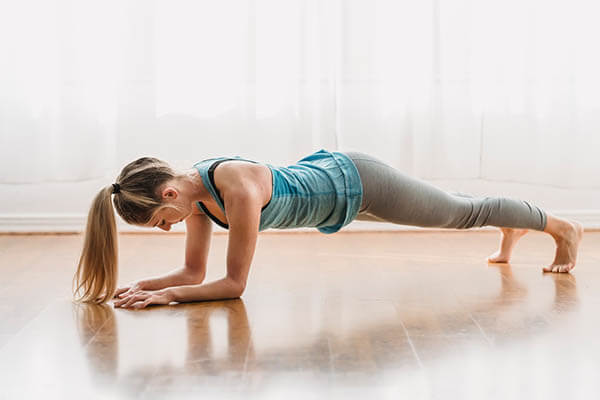 Bloomington Workout - New core moves